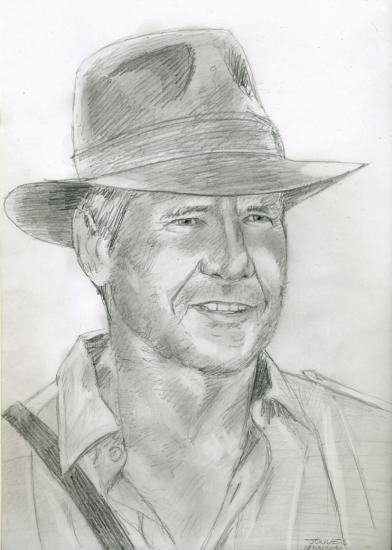 Harrison Ford by sebastien.jouve